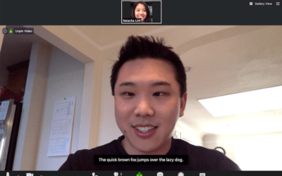 Caption and translate your Zoom video calls, webinars and remote conferences with spf.io