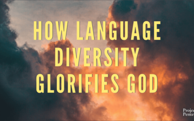 How language diversity glorifies God